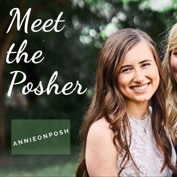 Meet the Posher Other - • Meet your Posher, Annie •